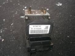 Блок абс CHEVROLET NUBIRA LACETTI JB 96546743