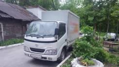 Toyota Dyna. Продается грузовик Toyota Duna, 2 000куб. см., 1 500кг., 4x2
