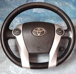 Руль Кожа Круиз Кнопки Toyota Prius 30 40 Alpha 41 Aqua 10 Mebius