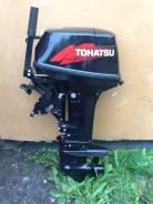 Продается лодочный мотор Tohatsu 15