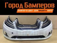 Новый бампер в цвет Kia Rio 3 (Рио) 11-15 Россия кузов QB