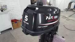 Продается лодочный мотор Parsun 5