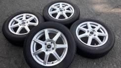 """Продам колёса. 5.5x15"""" 4x100.00 ET50 ЦО 70,5мм."""