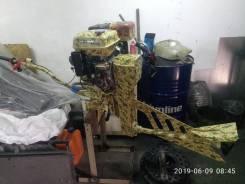 Мотор болотоход Лифан 15 л. с.