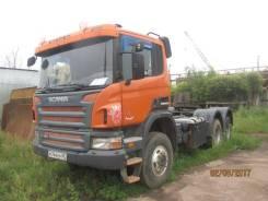 Scania P420CA. Тягач седельный 6x6EHZ, 11 705куб. см.
