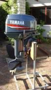 Yamaha. 30,00л.с., 2-тактный, бензиновый, нога S (381 мм)