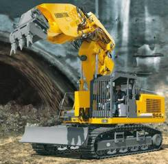 Liebherr R 924 Compact Tunnel Litronic, 2011