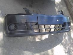 Бампер. Nissan Almera, G15RA K4M