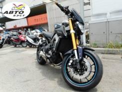 Yamaha MT-09 (B9266), 2014
