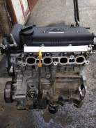 Двигатель в сборе. Kia Rio Hyundai Solaris G4FC