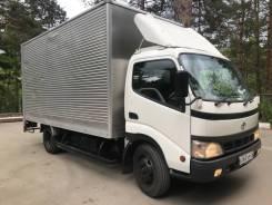 Toyota. Продаётся отличный рессорный грузовик Duna, 4 900куб. см., 3 500кг., 4x2
