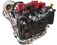 Двигатель в сборе. Subaru: Forester, Legacy, Legacy B4, Exiga, Impreza, Traviq, Outback, Impreza WRX, Impreza WRX STI, Legacy Lancaster EJ20, EJ201, E...