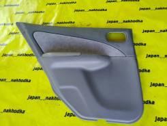 Обшивка дверей Nissan Sunny, правая задняя FB15, QG15DE