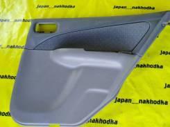 Обшивка дверей Nissan Sunny, левая задняя FB15, QG15DE