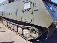 Foxtank. Танк, 360 л.с.