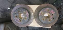 Задние тормозные диски jzx90 сняты с атмо 2.5
