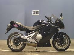 Kawasaki ER-6F. 650куб. см., исправен, птс, без пробега. Под заказ