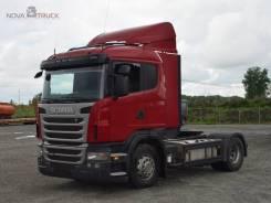 Scania G400. Седельный тягач , 12 740куб. см., 11 320кг., 4x2