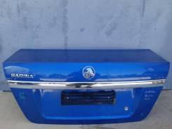 Крышка багажника на Шевроле Авео Т250 седан