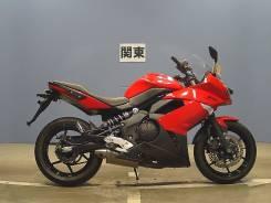 Kawasaki. 400куб. см., исправен, птс, без пробега. Под заказ