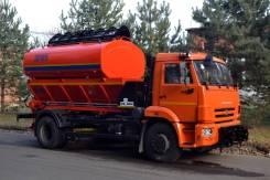 КамАЗ 43253. Комбинированная дорожная машина КО-806 на шасси Камаз 43253 Евро-5, 6 700куб. см.
