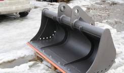 Планировочные ковши от производителя для экскаваторов-погрузчиков