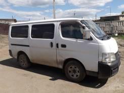 Nissan Caravan (Ниссан Караван) 2001