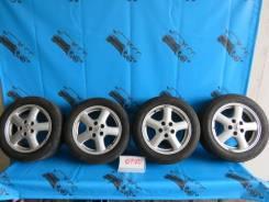 """Колеса разноширокие Toyota Tourer R16 5*114.3 + лето Falken. 6.5/7.5x16"""" 5x114.30 ET50/55"""