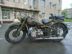 Урал М-72, 1960