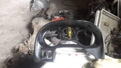 Консоль панели приборов на Toyota Caldina St 215