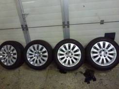 "Колеса Bridgestone 205/55/R16 Mercedes Benz W204. x16"" 5x112.00 ET43"