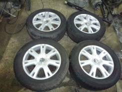Колеса VW Touareg 255/55/18 Dunlop