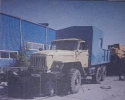 Урал 43204, 2001