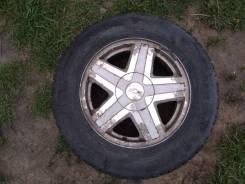 """Колесо Chevrolet TrailBlazer R17. 8.0x17"""" 6x127.00 ET35 ЦО 77,8мм."""