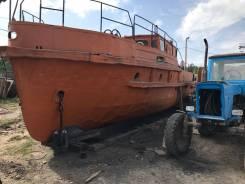 Продам катер «Костромич-1606»