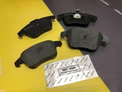 Колодки тормозные DX7-FD519 Citroen C4/DS4/5/Peugeot 3008
