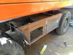 Сварочный ремонт рам грузовиков, джипов