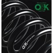 Пружина ходовой части OBK (C4S63061)
