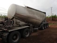 Ali Riza Usta. Полуприцеп -цементовоз, 39 000кг.