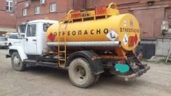Продаётся топливозаправщик ГАЗ