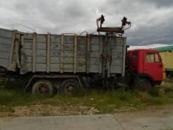 КамАЗ 53213. Мусоровоз кузовной КО-415А на базе Камаз, 10 500куб. см.