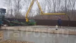 Услуги бетононасоса(Швинга)18 м во Владивостоке