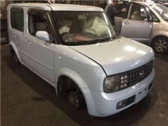 Бампер. Nissan Cube, BZ11. Под заказ