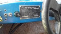 Продается Казанка 5м2, на воде шестой год, в родной краске. в комплект
