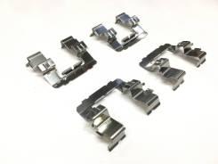 Зажим тормозной колодки. Subaru: Impreza WRX, Forester, Legacy, Outback, Impreza, Impreza WRX STI, XV, Exiga, Legacy B4, BRZ Двигатели: EJ255, EE20Z...