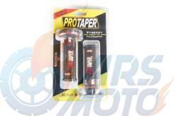 Ручки руля (черно-красные) Protaper