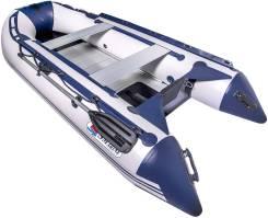 Лодка SMarine Standart-420 (синий/серый) A/L
