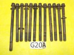 Болт головки блока цилиндров Honda G20a