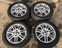 """Millous R15 4*100 5.5j et42 + 175/65R15 Bridgestone Playz PX-C Japan 2. 5.5x15"""" 4x100.00 ET42. Под заказ"""