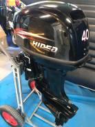 Hidea. 40,00л.с., 2-тактный, бензиновый, нога S (381 мм), 2017 год